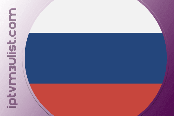 Russia | Daily Free Iptv M3u Lists